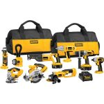 Dewalt Combo Tool Kits